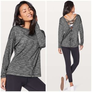 Lululemon Laced With Intent Longsleeve